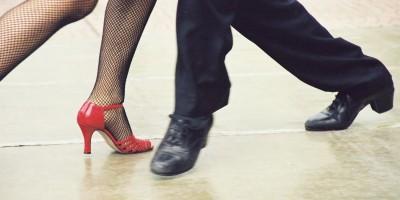 Tanzen - von Foxtrott bis Tango